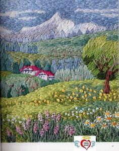 Needle Painting - Orlanda