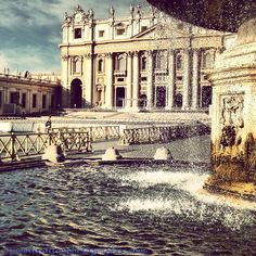 #san #pietro rome vacation photographer