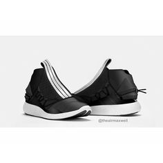 adidas originals /// designed by Maxwell Lund. /// An improved design of an idea…