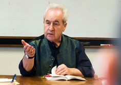 """I feel as if I were in one of Henry James' ghost stories,"" Banville says. ""I'm not mystical, and I'm not saying I'm possessed by the soul of Henry James, but some part of my brain is able to cease to be me while I'm working on it.""  John Banville writes sequel to Portrait of a Lady while teaching class in Social Thought"