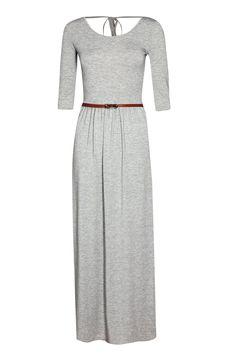 Sophia Scoop Neck Elasticated Waist Maxi Dress £18.00