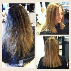 Highlights & lowlights Highlights, Hairstyles, Long Hair Styles, Beauty, Haircuts, Beleza, Hairdos, Hair Styles, Long Hair Hairdos