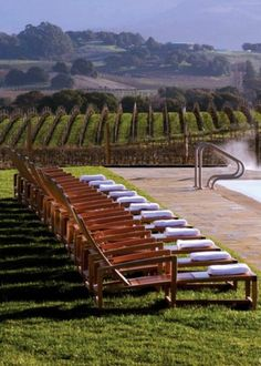 Send your dad to Napa for a little R & R.