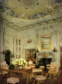 Morning Room in_The Breakers_Newport_RI_Classic_Agent Emilio_Realtor…