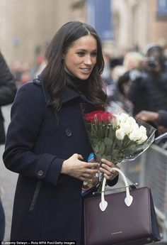 According to etiquette expert William Hanson, Meghan Markle is not on top of her style game. He says she must ditch the black coats and stop wearing clothes from Marks and Spencer.