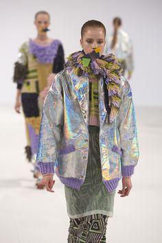 Graduate Fashion Week 2013: Ravensbourne Catwalk...