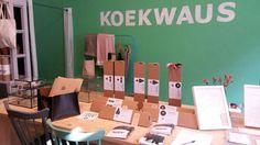 Shop Koekwaus in Den Bosch sells imakin DIY-kits