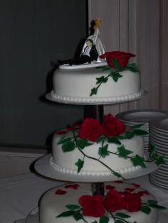 1 Hochzeitstorte Etagere 3472941041