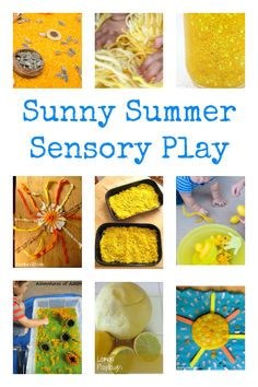 18 sunny summer sensory play ideas – NurtureStore summer sensory play, sunshine theme activities, summer theme activities for preschool Weather Activities Preschool, Summer Preschool Themes, Seasons Activities, Eyfs Activities, Summer Activities For Kids, Infant Activities, Preschool Ideas, Bubble Activities, Daycare Themes