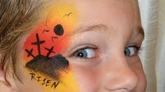 easter face painting ideas - Google Search
