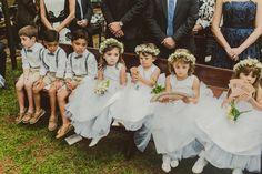 Daminhas e pajens - casamento no campo ( Foto: © Marina Lomar Fotografia )