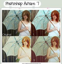 Photoshop Actions 7