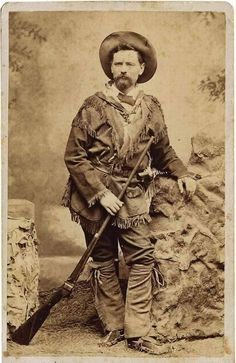 B.K. O'Dwyer, Government scout, Wagonmaster, and Dodge City Saloon Keeper. 1870