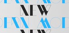 Fonts - New Modern by Sawdust - HypeForType Font Shop