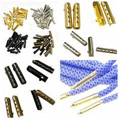 Clothing & Shoe Care Pcs Metal Aglets Diy Shoelaces Repair Shoe Lace Tips Replacement Head & Garden Inkle Weaving, Inkle Loom, Card Weaving, Gold Tips, Student Gifts, E Bay, Sewing Crafts, Sewing Projects, Diy Crafts