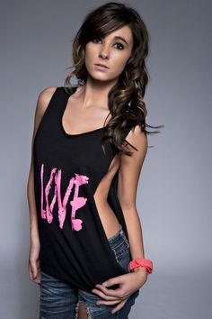 LOVE Boyfriend Tank (Sold Out)