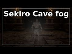 Sekiro Cave Fog of War - Postprocess material Tutorial Dark Cave, Game Mechanics, Video Game Development, Game Engine, Unreal Engine, Indie Games, Visual Effects, I Am Game, Game Design