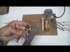 maqueta de rebaño con movimiento para pesebre - YouTube