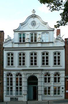 Haus der Buddenbrooks in Lübeck