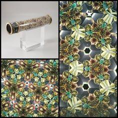 Married Metals by Sandra - Handmade Custom Kaleidoscopes & other shiny things! Metals, Glass, Handmade, Home Decor, Hand Made, Decoration Home, Drinkware, Room Decor, Corning Glass