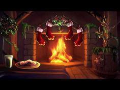Hearthstone Murloc Yule Log[by Blizzard] #worldofwarcraft #blizzard #Hearthstone #wow #Warcraft #BlizzardCS #gaming