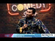 Mongol Stres ~ Stand Up Comedy Terbaru 22 Februari 2015 Metro TV FULL [S...
