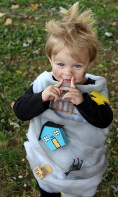 Make a creative and affordable tornado costume for any age! Diy Costumes For Boys, Homemade Halloween Costumes, Boy Costumes, Creative Halloween Costumes, Halloween Crafts, Costume Ideas, Infant Boy Halloween Costumes, Best Kids Costumes, Kids Costumes Boys