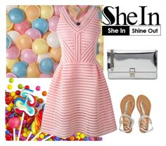 """Sheinside"" by rusko-rusmir ❤ liked on Polyvore featuring mode, Aéropostale en Miu Miu"