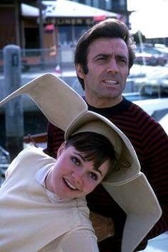 """Flying Nun, The"" Sally Field, Alejandro Rey 1967 ABC"