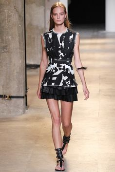 Isabel Marant Lente/Zomer 2015 (1)  - Shows - Fashion