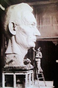 George Grey Barnard Upper West Side NYC ca. 1916 Photos: Underwood & Underwood