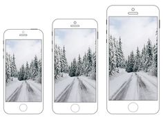 sweet iPhone wallpapers by Benj Haisch