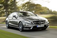 Mercedes-Benz CLS 63 - I wish this was mine!