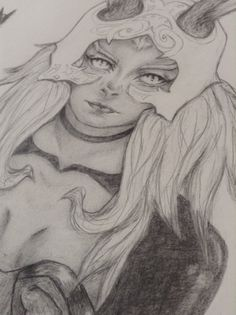 Final Fantasy XII Fran Fan art