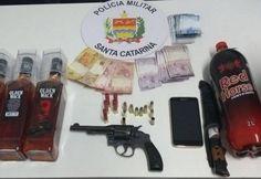 Por volta das 23 horas de ontem (25), a Polícia Militar de Saltinho foi acionada para atender Ocorrência de Roubo em um estabelecimento comercial no Bairro Cidade Alta.No local, foi feito contato co