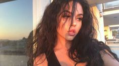 Picture of Maggie Lindemann Maggie Lindemann, Madison Beer Outfits, Stoner Girl, Beaded Prom Dress, Girls Selfies, Cute Girl Face, Brunette Girl, Godly Woman, Girls Makeup