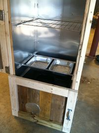 The Party Smoker - New Build 6' Cold / Hot Smoker