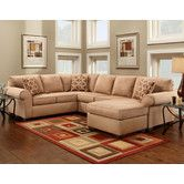 Found it at Wayfair - Allegany Right Hand Facing Sectional