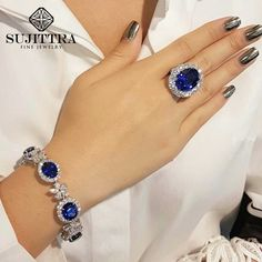 Stunning Sapphires