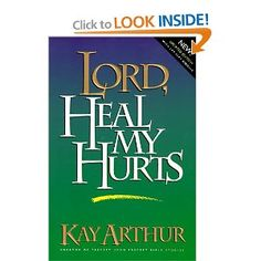 THIS book changed my life ...not because of what Kay Arthur said - but because she took me to God - to hear what He said.