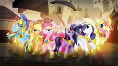 My Little Pony Friendship Is Magic desktop wallpaper 25444