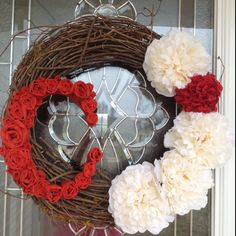 Incroyable Initial Door Reef Diy Crafts, Crafts To Do, Diy Projects To Try, Initial