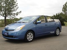 Yep.  That's right.  It is a convertible Prius.  Let's see now...there's a PriusC, a PriusV, that would make this a Prius_