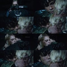 [3.13] Look how tight he hugs her again! They need each other like others need air. || #bellarke
