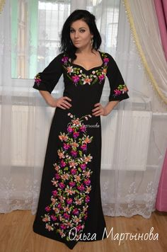 Ribon Embroidery, Embroidery Dress, Casual Dresses, Fashion Dresses, Girls Dresses, Gown Pattern, Pink Suit, Girl Dress Patterns, Islamic Fashion