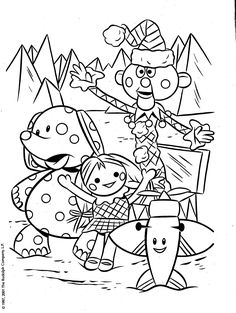rudolph 36 coloring page for kids and adults from cartoons coloring pages rudolph the red nosed reindeer coloring pages