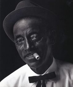 Mississippi Fred McDowell - Hill country bluesman: Jan. 12, 1904 - 1972…    Photo: Baron Wolman, 1969