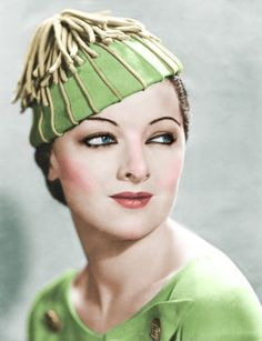 Myrna Loy - 1920's - @~ Mlle