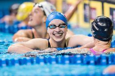 Katie Ledecky at Stanford: The Team Environment is Amazing (Video)