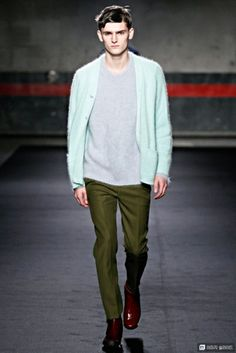 ACNE 2012 FW Men's Collection